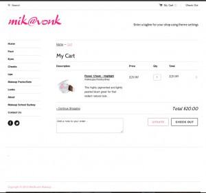 shopify order process