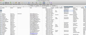 Excel Data scraping and cleaning