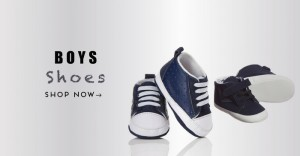 Boys shoes facebook post image