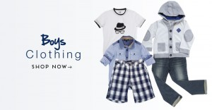 Boys clothes facebook post image