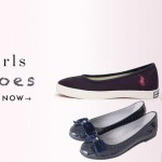 Girls shoes facebook post image
