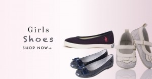 Girls shoes facebook post image