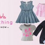 Girls clothing facebook post image