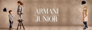 armani web banner