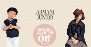 Armani Facebook Ad
