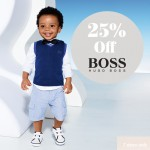 Hugo Boss Newsletter Image