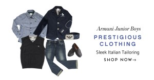 Facebook Post Ad Armani