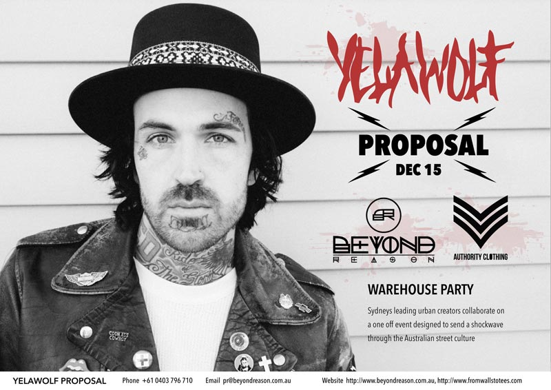 Yelawolf Proposal Powerpoint Page 1