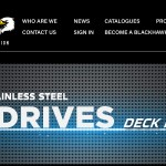 Web Banner Blackhawk Website Speed Screw